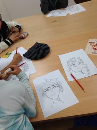 Manga Zeichnen mit Simone Xie