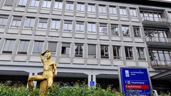Das Universitätsspital Zürich (Themenbild).