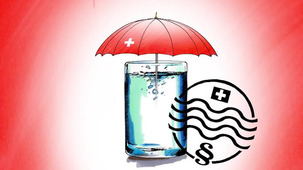 Darum geht es bei der Trinkwasserinitiative