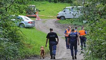 Familientragödie in Grabs: Vater tötet seine beiden Töchter und sich selbst.