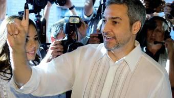 Der neue Präsident von Paraquay heisst Mario Abdo Benítez.