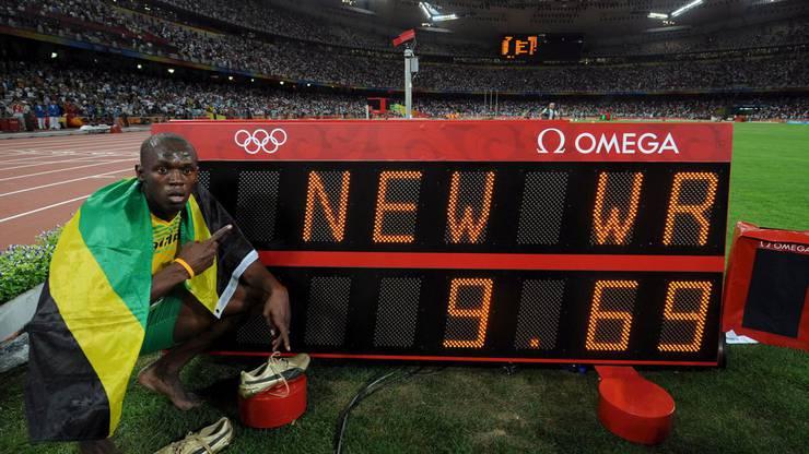 Usain Bolt hat mit seinen Rekorden Geschichte geschrieben.