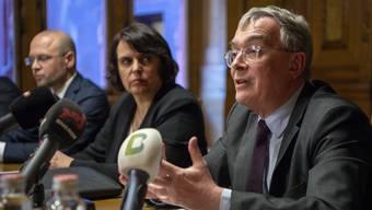 Plant neue Massnahmen zur Stützung der Wirtschaft: Basels Wirtschaftsdirektor Christoph Brutschin (SP). (zvg)