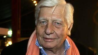 Gunter Sachs auf einem Foto aus dem Jahr 2005 (Archiv)