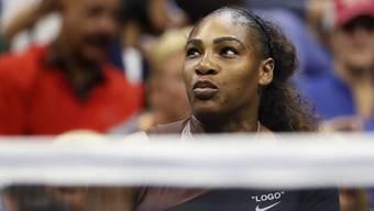 Serena Williams wird im Jahr 2018 keine Partie auf der WTA-Tour mehr bestreiten