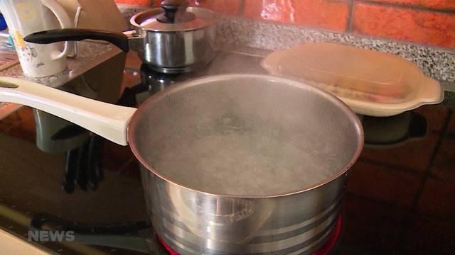 Fäkal-Bakterien im Trinkwasser: Das Abkochen geht weiter