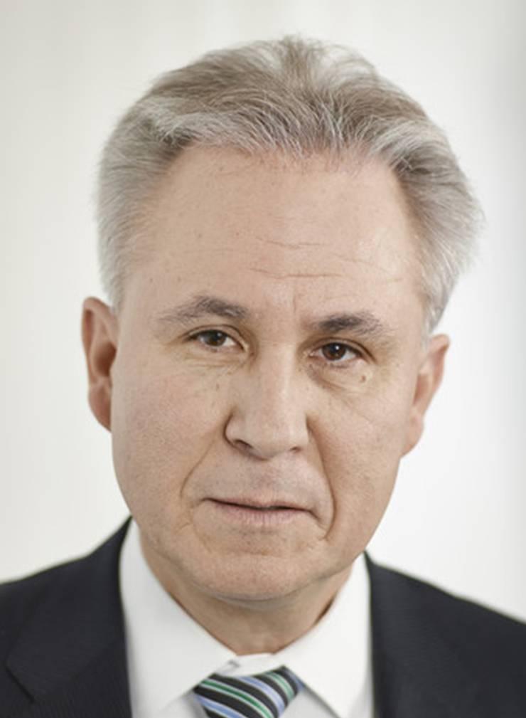 Heinz Baumgartner, CEO von Schweiter Technologies