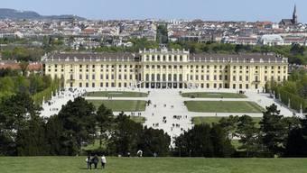 Das Schloss Schönbrunn in Wien hat 2018 4 Millionen Besucherinnen und Besucher angelockt - ein Rekord. (Archiv)