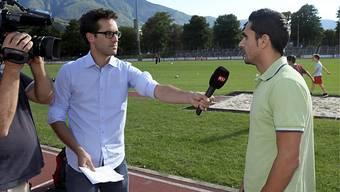 Spieler Angelo Raso erklärt die Gründe für den Trainingsstopp