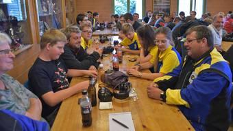 Schiessen: Jungschützen-Gruppenfinal 300 m