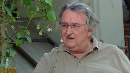 Beda Stadler, emeritierter Professor für Immunologie im SommerTalk