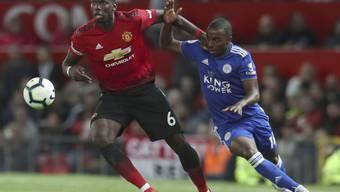 Weltmeister Paul Pogba führt Manchester United zum Startsieg über Leicester City