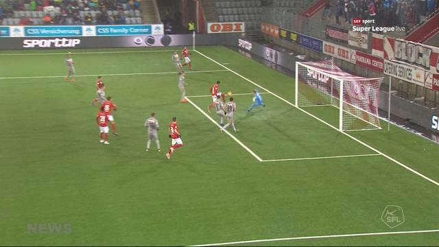Berner Derby: Unentschieden zwischen YB und FC Thun