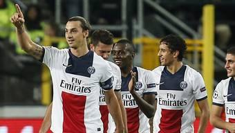 Champions League: PSG und Bayern dominieren, Real mit Mühe