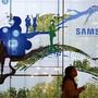 Der Elektronikkonzern Samsung will künftig auf den Einsatz von Plastikverpackungen möglichst verzichten.(Archivbild)
