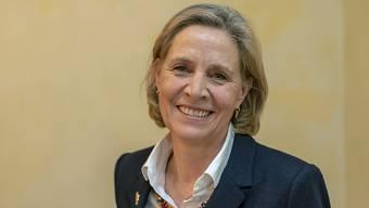 Patricia von Falkenstein und ihre LDP wollen das Partei-Image verbessern.