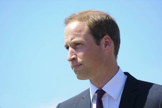 Prinz William wird Vater