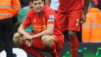 Liverpool verlor auch Heimspiel gegen Manchester United