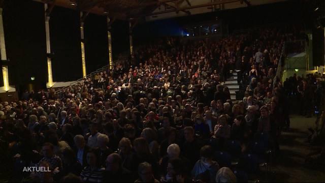 Roter Teppich für die 54. Solothurner Filmtage ausgerollt