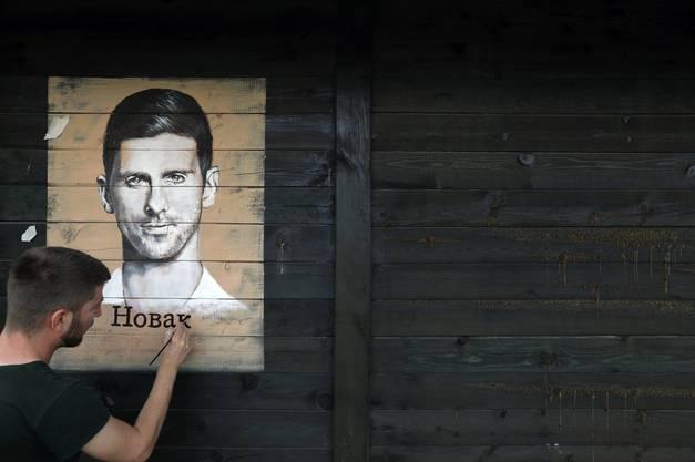 Novak Djokovic habe viele Ideen und wende viel Zeit für das Tennis und die Spieler auf, sagt Pierre-Hugues Herbert über den Serben.