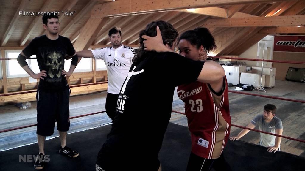 Berufswunsch Wrestlerin: Film über kampflustige 19-Jährige läuft in Berner Kinos an