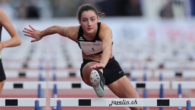 Hürdenläuferin Anna Archidiacono startet an der U20-Europameisterschaft im schwedischen Boras.Bild: zvg