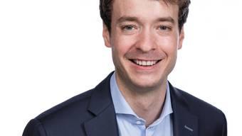 Adrian Schoop kandidiert als Gemeindeammann in Turgi.