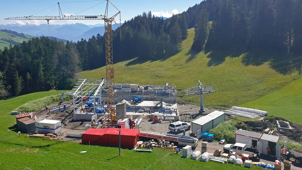«Schlamassel-Winter»: Bergbahnen Wildhaus mit Mini-Gewinn