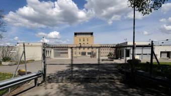 Blick auf die Waadtländer Strafanstalt Bochuz (Archiv)
