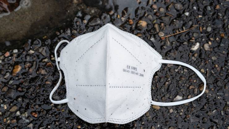 Die Schutzmaske sorgt weiterhin für Gesprächsstoff. (Symbolbild)