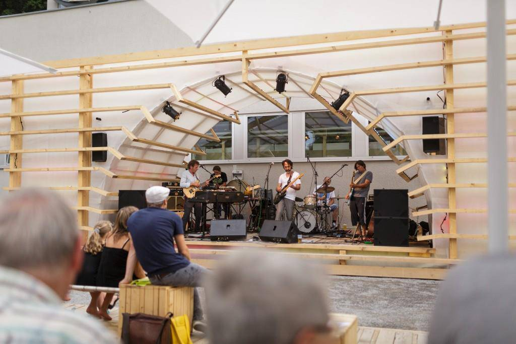 Poolbar-Festival in Feldkirch (© pd)