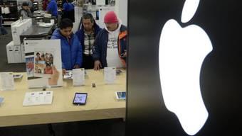 Auf Einkaufstour: Apple schnappt sich Topsy (Symbolbild)