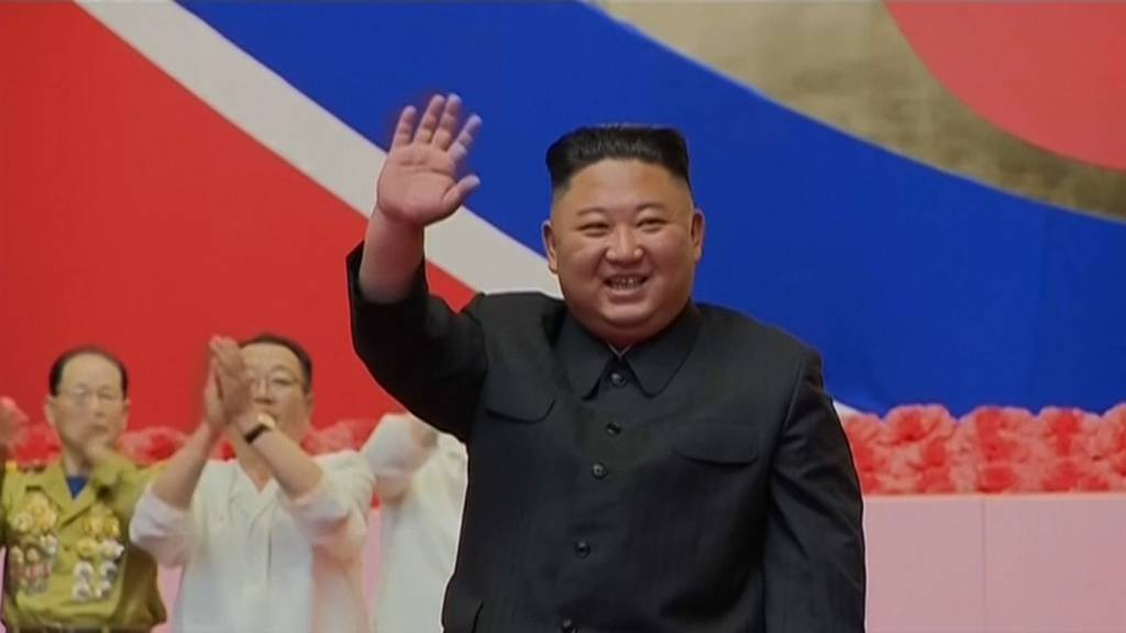 Kim Jong Un sieht Atomwaffen als Sicherheitsgarantie