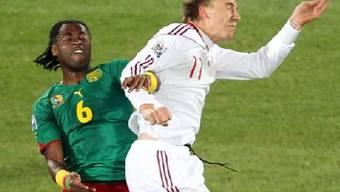 Kamerun ausgeschieden