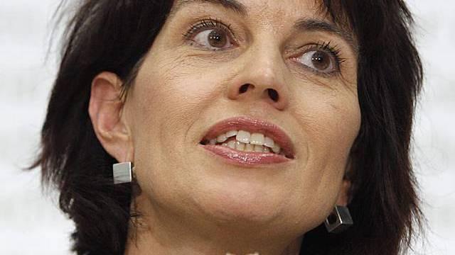 Bundesrätin Doris Leuthard ist in Japan