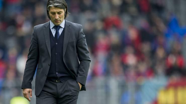 Bye bye Murat! Yakin und der FC Basel gehen getrennte Wege