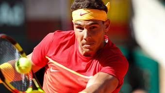 Rafael Nadal ist der Auftakt in Monte Carlo geglückt