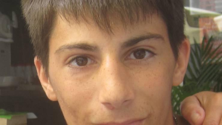Seit Samstag fehlt jede Spur von ihm: Der 18-jährige Mirco Grab.