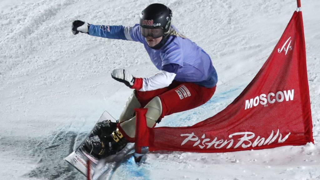 Ostschweizerin Zogg siegt im Parallel-Slalom in Russland