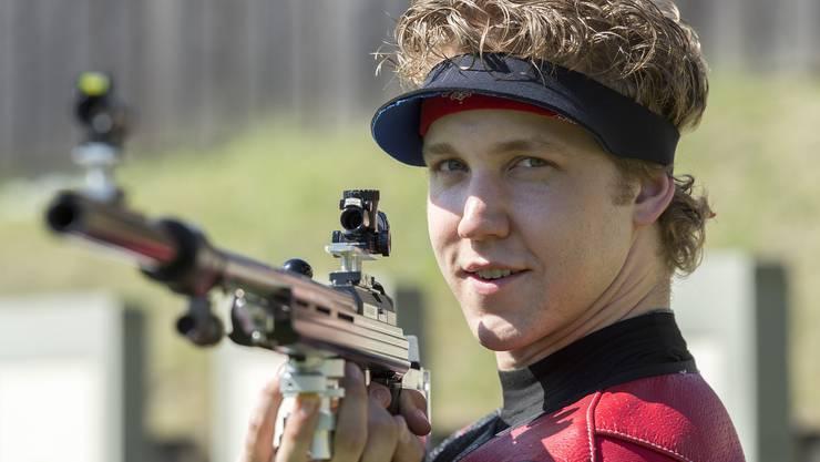 Jan Lochbihler trainiert momentan auf höchstem Level für die kommenden Olympischen Spiele in Rio de Janeiro.