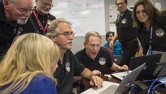 System gehackt: Auch NASA von britischer Cyberattacke betroffen (Symbolbild)