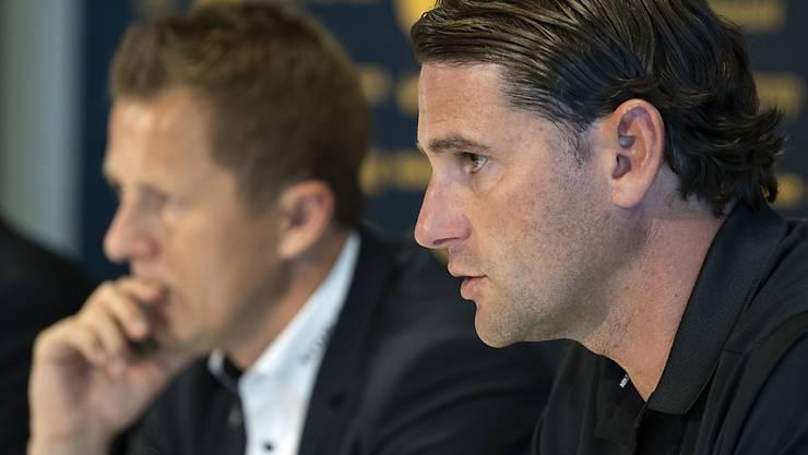 Wenn bei YB immer mehr wichtige Spieler fehlen, können irgendwann auch Sportchef Christoph Spycher und Trainer Gerardo Seoane nichts mehr aus dem Hut zaubern