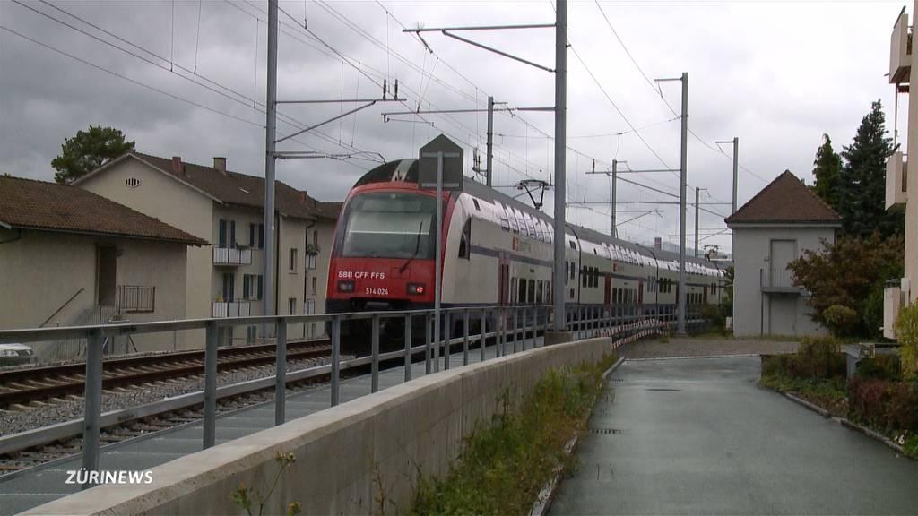 Meilen: Schnarchende Züge lassen Anwohner schlaflos