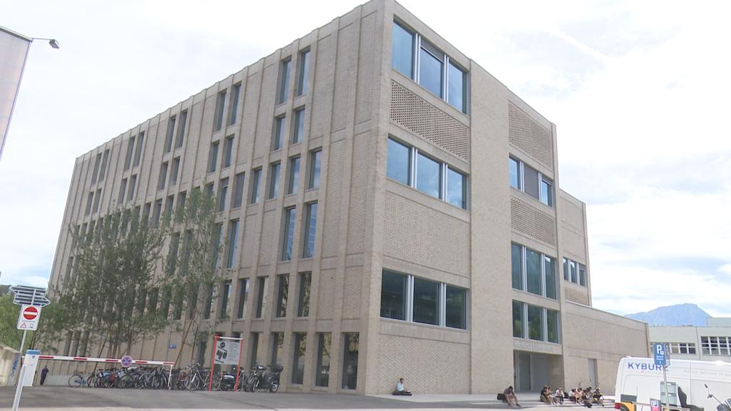 Neue Gebäude HSLU und Sinfonieorchester in Luzern