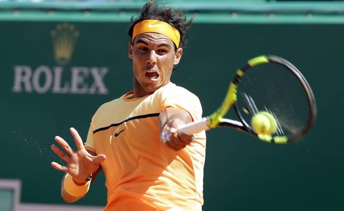 Nadal siegt gegen Wawrinka.