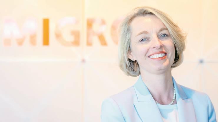 Die gewählte Migros-Präsidentin Ursula Nold.