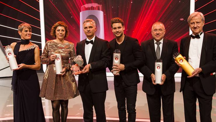 Didier Burkhalter dürfte der zweitletzte «Schweizer des Jahres» gewesen sein.Mirco Rederlechner/SRF
