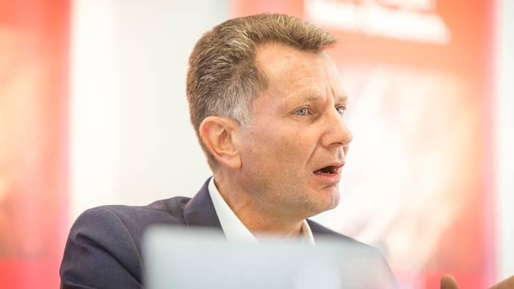 Michael Hunziker und die HRS prüfen Plan C.