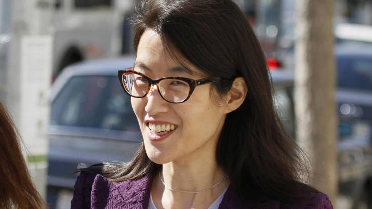 Ellen Pao gibt die Führung der Online-Community Reddit ab: Nutzer hatten gegen sie rebelliert (Archivbild).