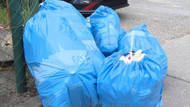 """Abfall bleibt am """"Tag der Arbeit"""" liegen"""